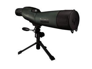 New, Bushnell 20-60x65 TrophyXLT Porro Prism Straight Spotting Scope and Tripod