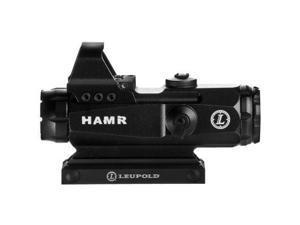 Leupold Mark 4 HAMR 4x24 Rifle Scope, Matte Black, Illum CM-R2 Reticle