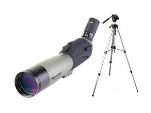 Celestron Ultima 80 Angled Spotting Scope Package w/ Tripod