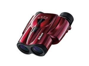 NEW Nikon Aculon 8-24x25mm Zoom Binocular, Red