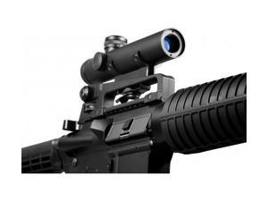 Barska 4x20 Electro Sight Rifle Scope for M-16 Carry Handle Mount