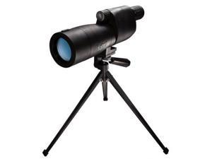 Bushnell 18-36x50mm Sentry Porro Prism Spotting Scope, Black