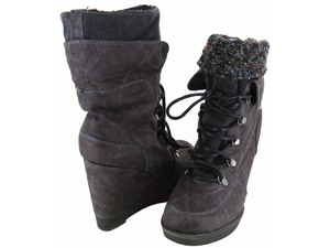 Big Buddha Women's 'Foxy' Ankle Boot