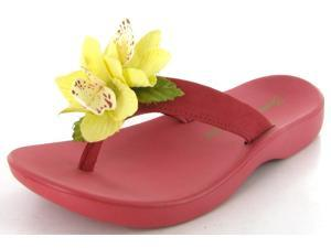 Tommy Bahama 'O'lei O'lei' Thong Sandal w/Flower Accent