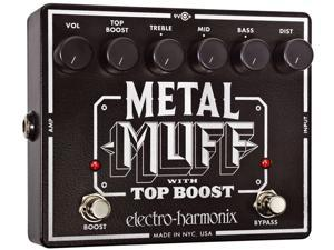 Electro-Harmonix Metal Muff with Top Boost