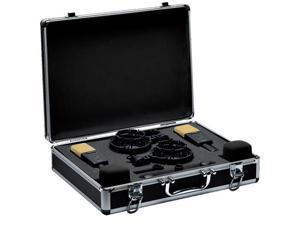 AKG C414 XL-II Factory Matched Pair Studio Condenser Microphone Set C414XLII NEW
