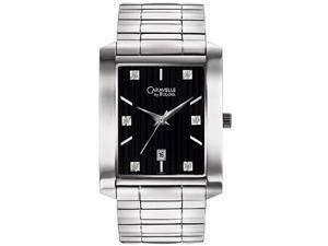 Caravelle Diamond Men's Watch - 43D003