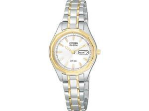Citizen Eco-Drive Ladies Women's Watch - EW3144-51A