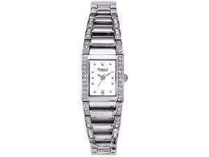 Caravelle Crystal Women's Watch - 43L57