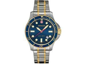 Wenger Battalion III Diver Men's Watch - 72346