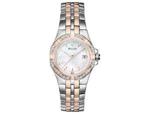 Bulova Ladies Diamond Women's Watch - 98R133
