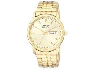 Citizen Eco-Drive Men's Flexible Band Men's Watch - BM8452-99P