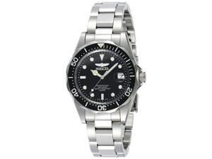 Invicta Men's Pro Diver SQ Steel Watch Stainless Steel