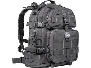 "Maxpedition 0512B PALS Soft Nylon Black Condor II Backpack 17.5"" X 14"" X 6.5"""