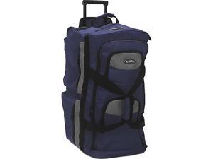 Olympia Eight Pocket 33in. Rolling Duffel