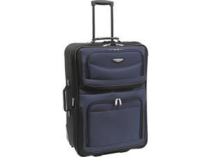 Traveler's Choice Amsterdam 25 in. Expandable Rolling Upright