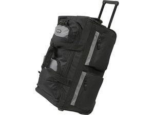 Olympia Eight Pocket 22in. Rolling Duffel
