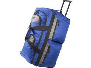 Olympia Eight Pocket 26in. Rolling Duffel