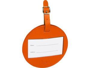 Clava Color Circle Luggage Tag