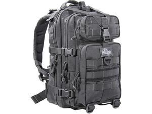"Maxpedition 0513B Nylon PALS Soft Black Falcon II Backpack 18"" X 9.5""X 4.75"""