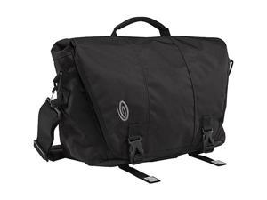 "Timbuk2 Black Commute 2.0 Large Messenger for 17""  258-6-2001"