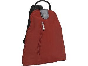 baggallini Urban Backpack Bagg Crinkle Nylon