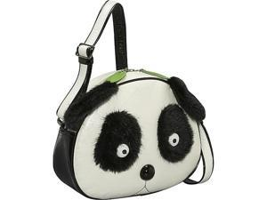 Ashley M Panda Face Shoulder Bag