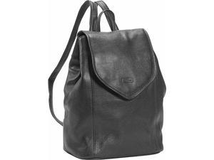 Leatherbay Small Leather Backpack