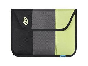 Timbuk2 Envelope Sleeve Black/Gunmetal/Lime-Aide 228-1-7026