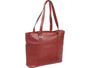 Piel Laptop Business Tote