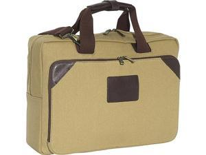 Clava Canvas Laptop Briefcase