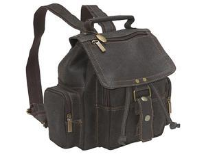 David King & Co. Distressed Mid Size Top Handle Backpack