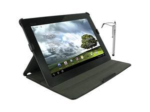 rooCASE Slim-Fit Folio Case & Stylus for Asus Transformer PRIME