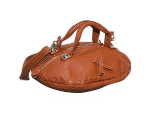 Ashley M Saucer Shaped Handbag
