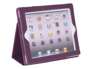 Sumdex Apple iPad 2 & the New iPad Generation Leatherette Stand Folio