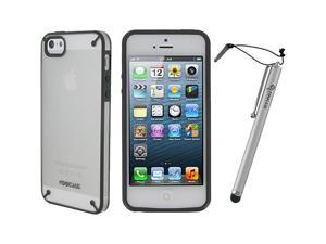rooCASE Fuse Shell Case w/ Stylus for Apple iPhone 5/5s