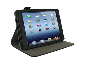 rooCASE Dual-View Leather Case for Apple iPad mini