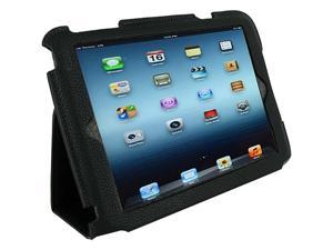 rooCASE Ultra Slim Vegan Leather Case for iPad mini