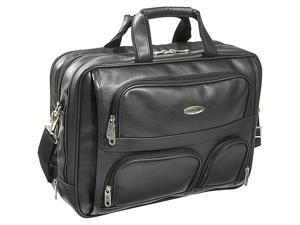 Samsonite Business Cases Double Gusset Expandable Laptop Portfolio