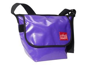 Manhattan Portage Vinyl Vintage Messenger Bag (Small)