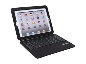 Sumdex Ultra-Thin Folio: w/ Stand & Bluetooth Keyboard for iPad 2 & 3