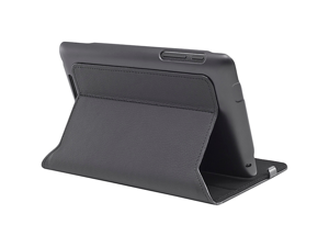 Devicewear The Ridge: Slim Vegan Leather Google Nexus 7 Case w/ Six Position Flip Stand