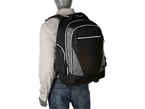 ECO STYLE Sports Voyage Rolling Backpack