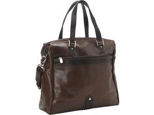 Piel Vintage Leather Travel Tote
