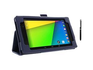 rooCASE Google Nexus 7 FHD: Dual Station Folio Case