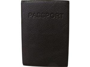 AmeriLeather Luxurious Leather Passport Holder