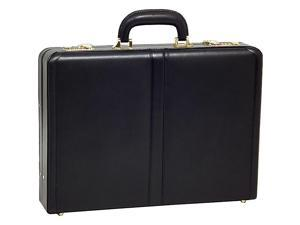 McKlein USA Reagan Leather Attache Case