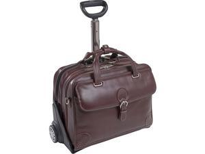 Siamod Vernazza Collection Carugetto Wheeled Laptop Case