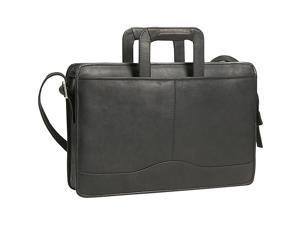 David King & Co. Drop Handle Briefcase