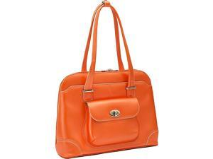 McKlein USA Avon - Ladies? Leather Laptop Briefcase